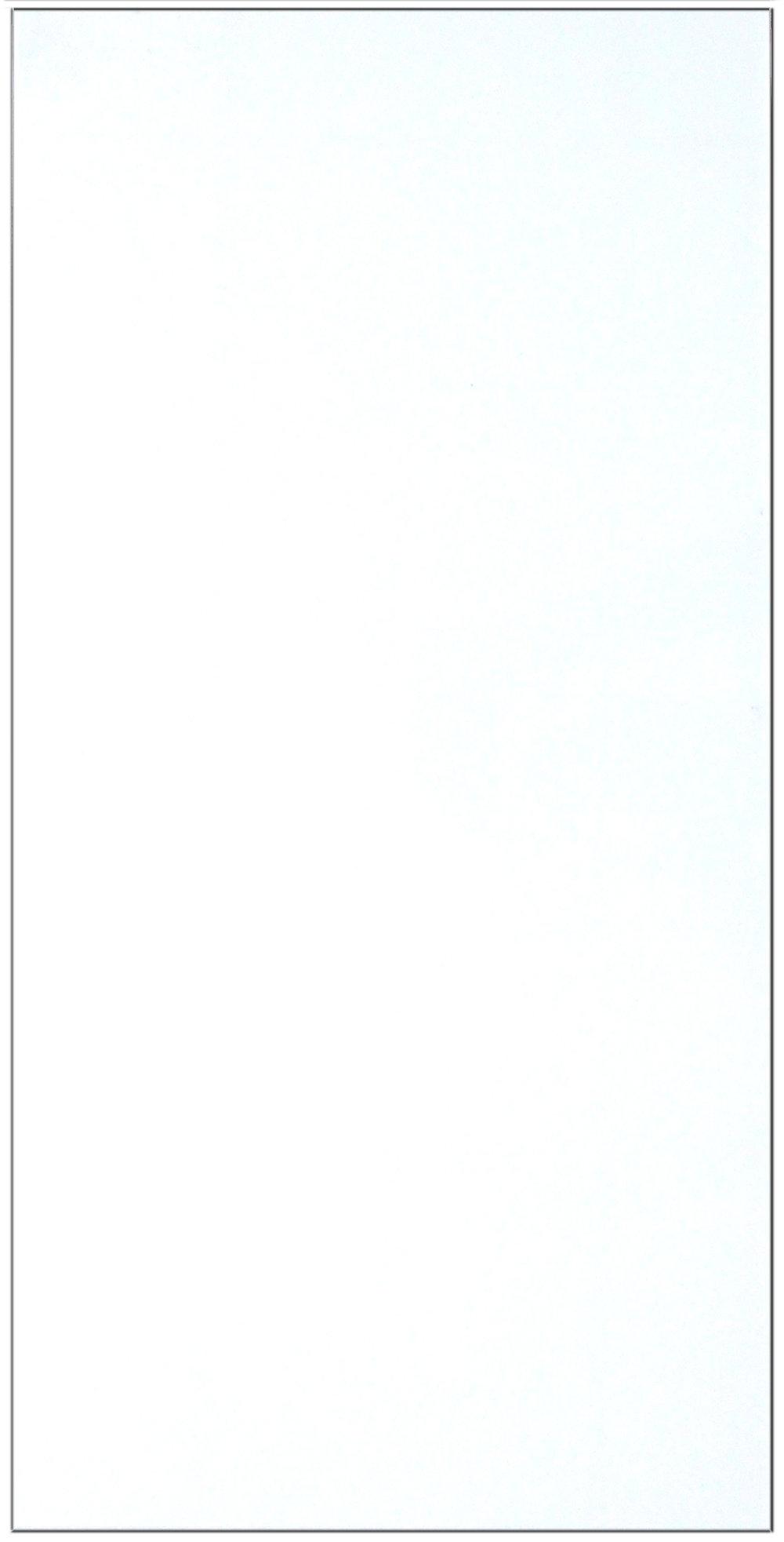 """12"""" x 24"""" Milano White"""