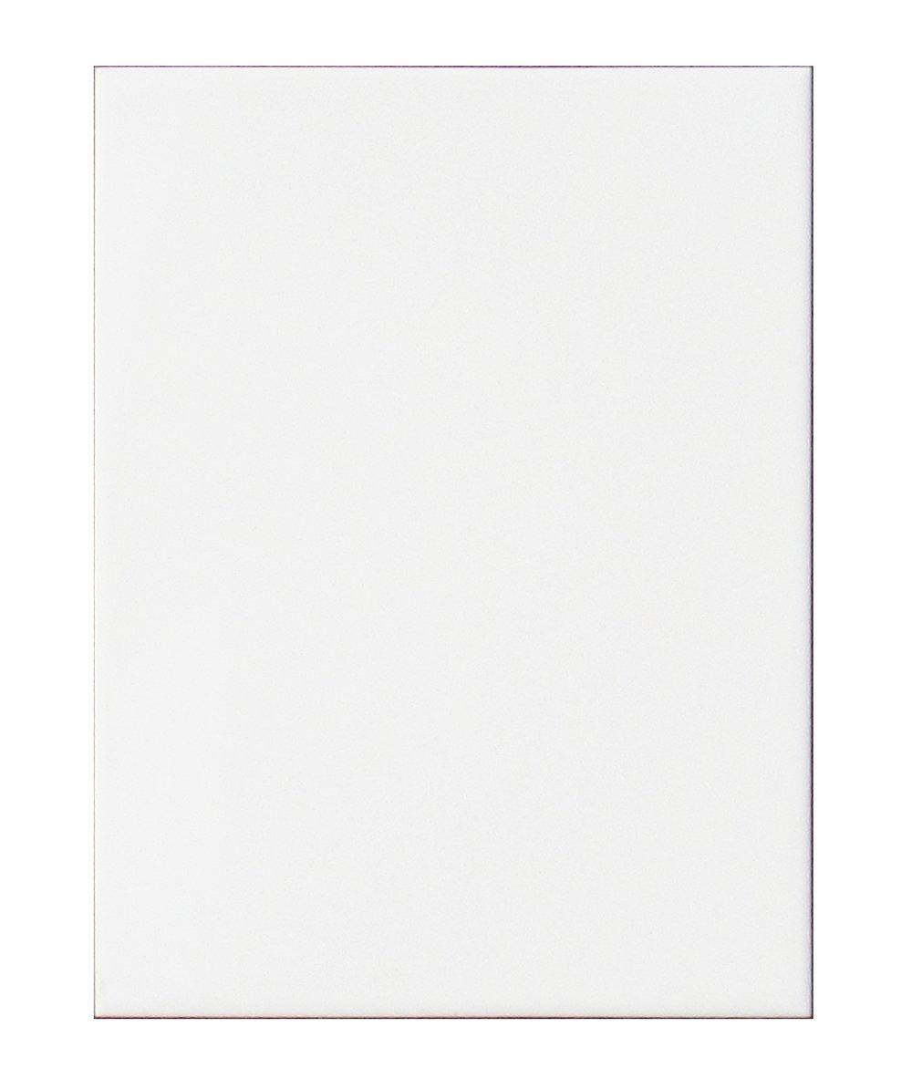 "6"" x 8"" White Wall"