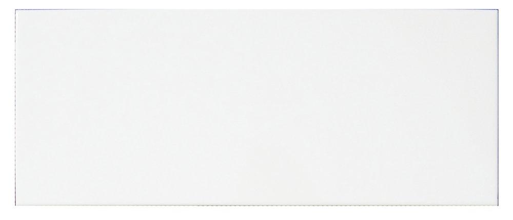 "8"" X 20"" White Wall"
