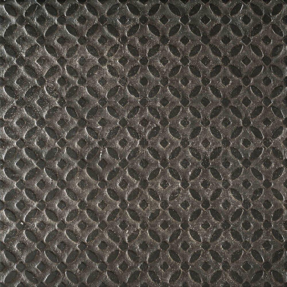 "Siurana Perla Relief Deco  - 24"" x 24"" Glazed Porcelain"