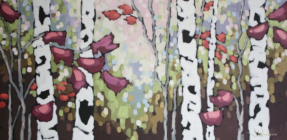 Birch Brocade