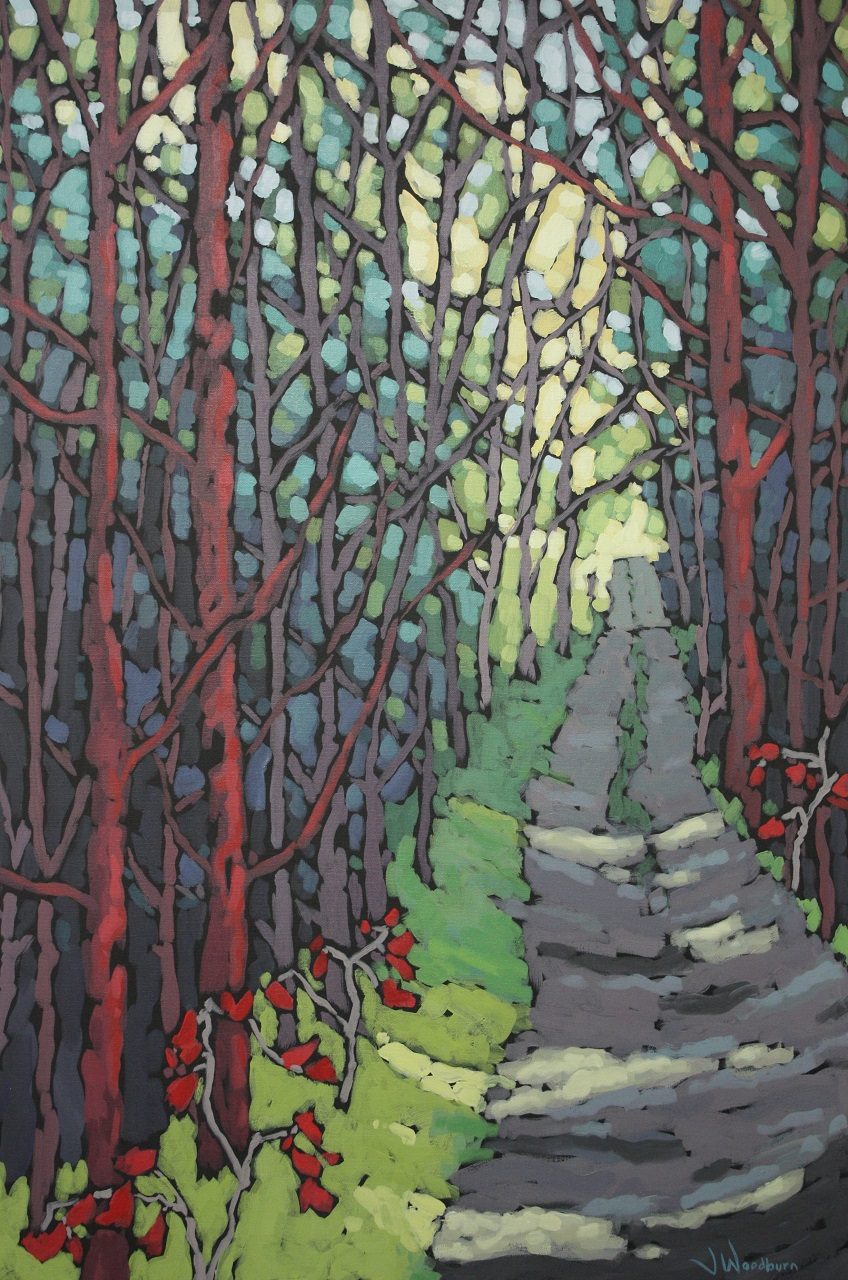 Long Forest Road