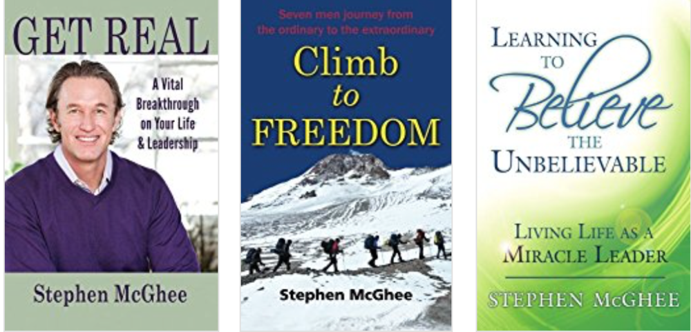 Books by Stephen         https://www.amazon.com/author/stephenmcghee