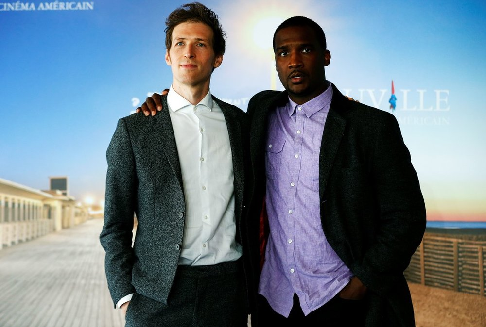 Daryl Wein and Jerod Haynes' powerful collaboration BLUEPRINT will be playing at CIFF