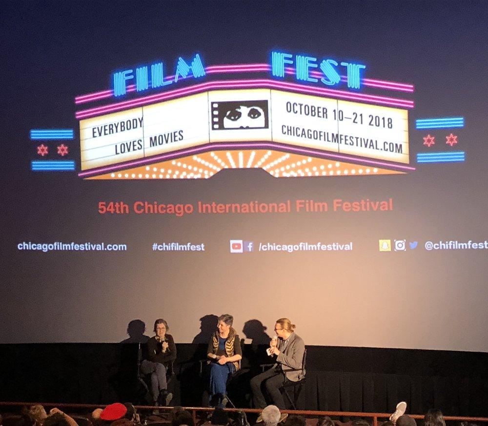 The great Deborah Stratman + Melika Bass discuss their incredible short film work for a Q&A.