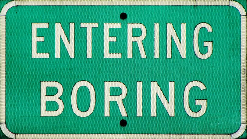 BoringOR