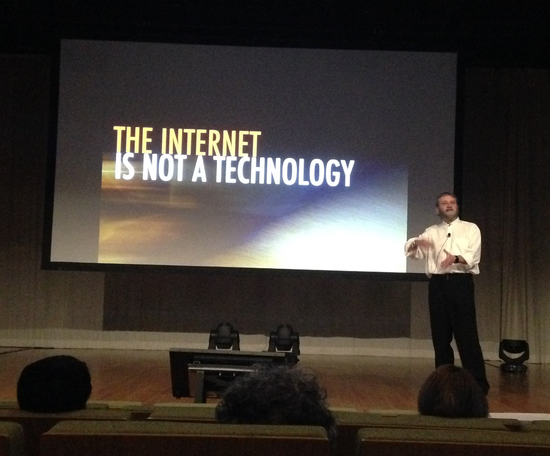 Keynote speaker Alexander Manu discusses leveraging technology into new behavior platforms at the 2015 IASDR Conference.