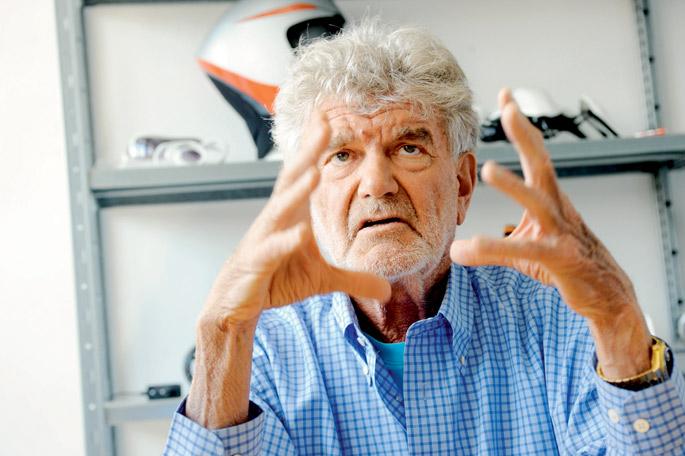 Designer Hartmut Esslinger