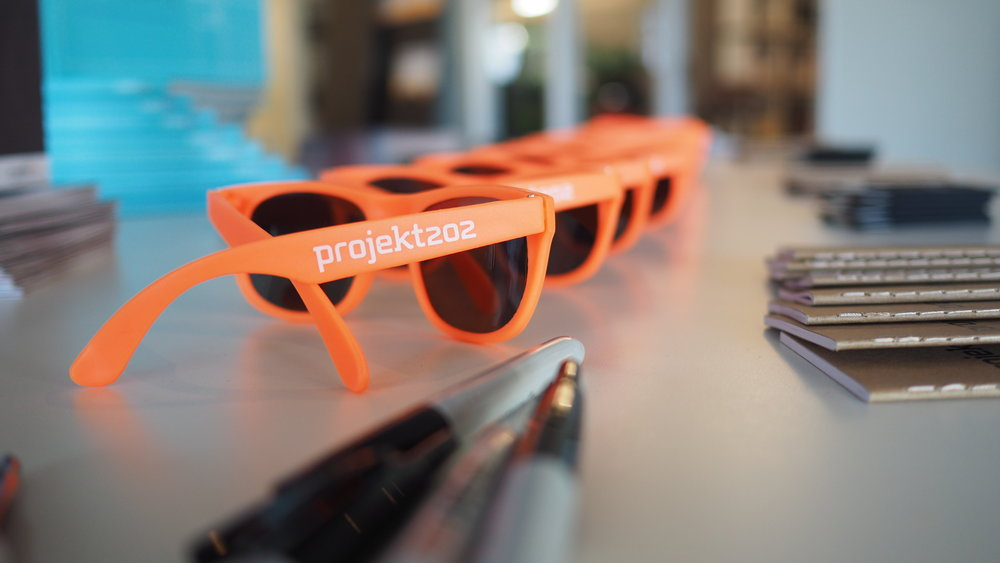 Want a career with a bright future?    projekt202 is hiring in Austin, Chicago, Dallas, San Francisco and Seattle —  and    we want you on our team   ! (And yes, we'll gladly throw in a pair of our snazzy shades when you join us!)