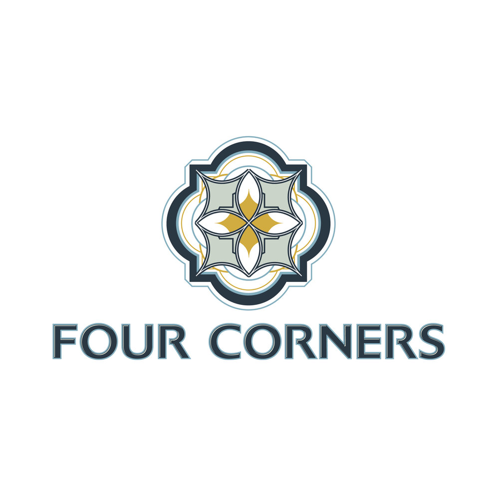 Alternate logos for Four Corners