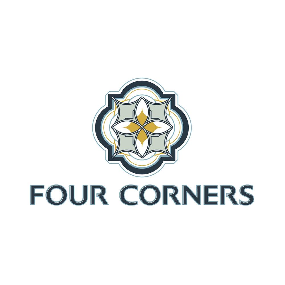 Alternate logos for Four Corners