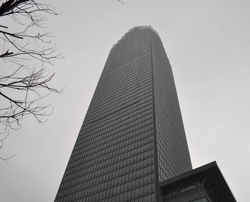 image © Raul Mahiques // Minsheng Bank Building