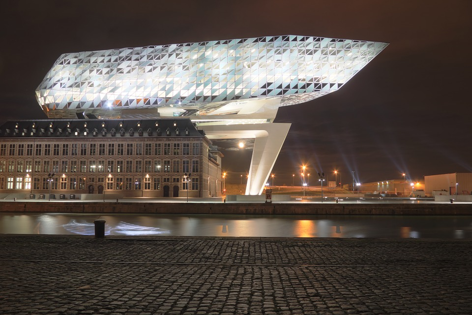 image ©  Olaf Pictures  // The Antwerp Port House