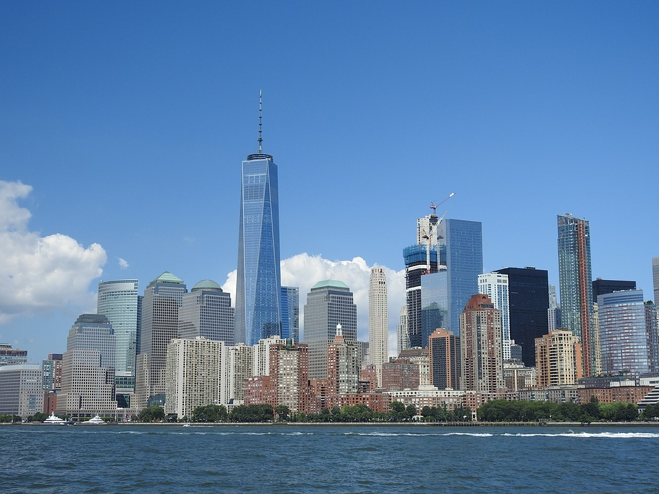One World Trade Center: New York City, New York