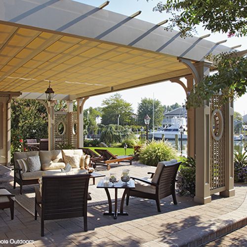 Retractable Awnings  Product by Shade FX