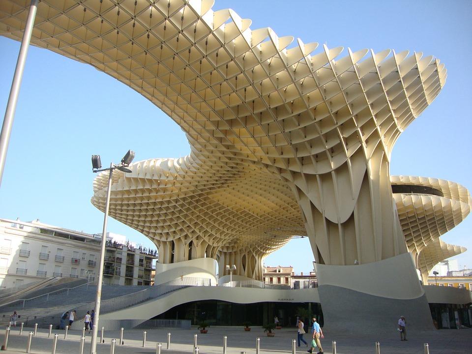 The-Metropol-Parasol-Seville-Spain