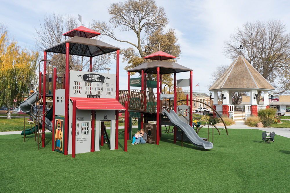 image ©  Burke Playgrounds