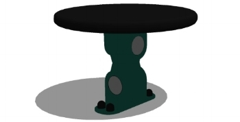 Balancing Plate - Greenfields Outdoor Fitness