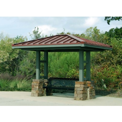 Mingus Style Bus Stop  Product by Classic  Recreation Systems