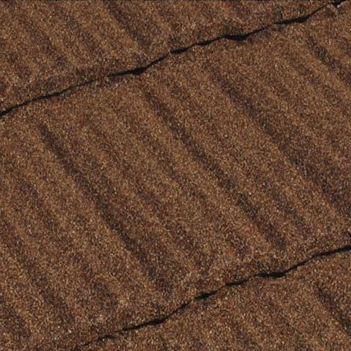 Woodshake Metal Shake Tile  Product by Allmet Roofing  Products