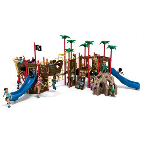 Castaway Cove - Playworld Systems