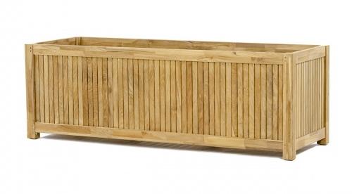Wood Planter - DeepStream Designs