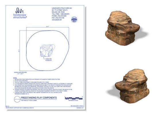300-121 The Pinnacle Rock Climber
