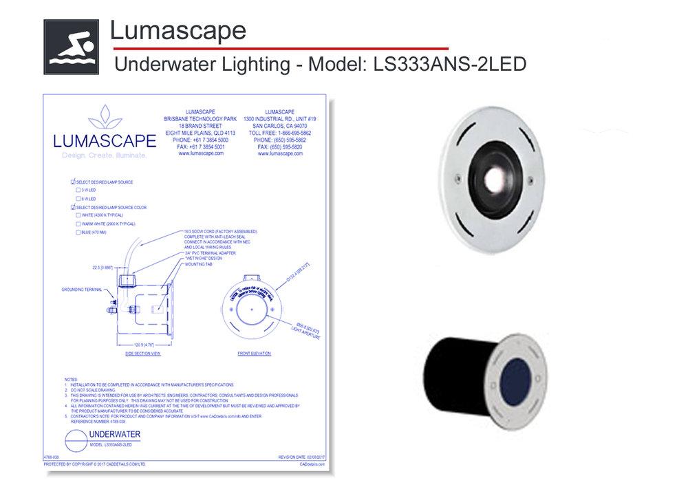 4788-038 Model LS333ANS - 2LED