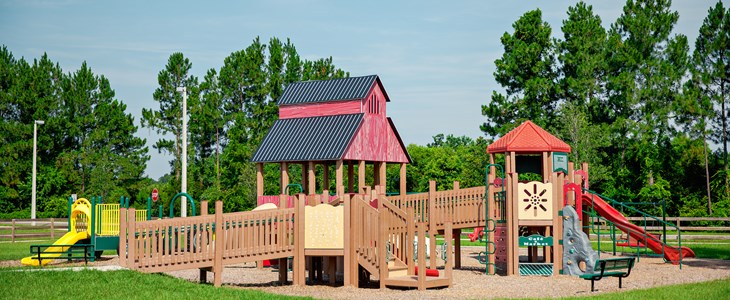 image © Superior Recreational Products | Playgrounds