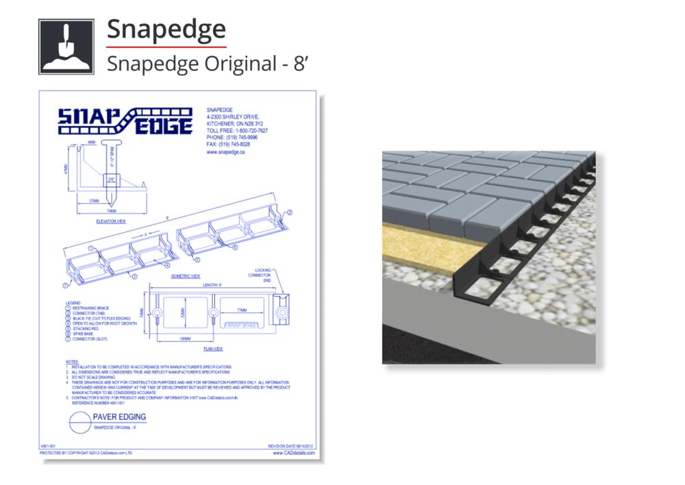 4801-001 Snapedge Original
