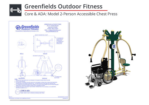 Design the best outdoor exercise area with these 20 cad drawings