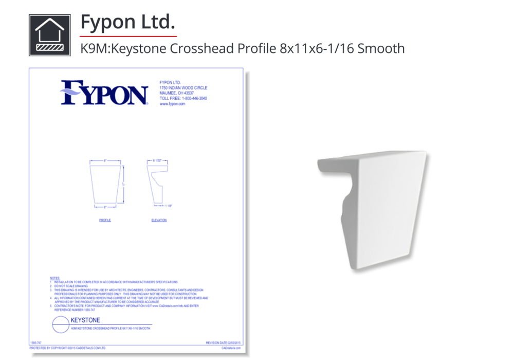 Fypon-Ltd-Keystone-Crosshead-CAD-Drawing.png