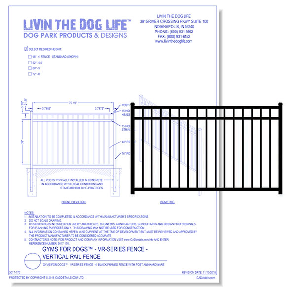 LS Series Fence