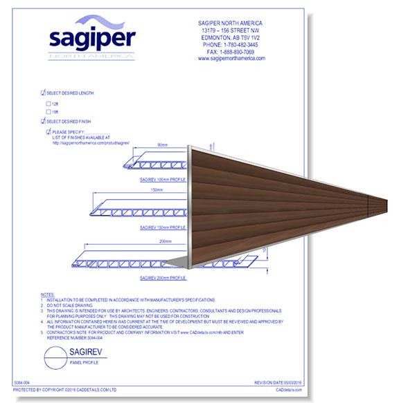 Sagiwall: Siding System