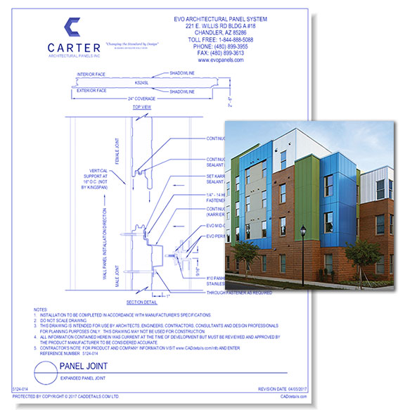Insulated Panel System - Benchmark by Kingspan Evo Karrier Facade System