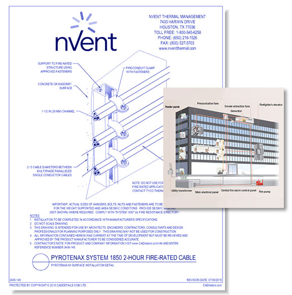 Fire Rated Wiring System
