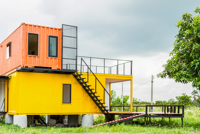 How Should I Protect My Shipping Container Home From Rust