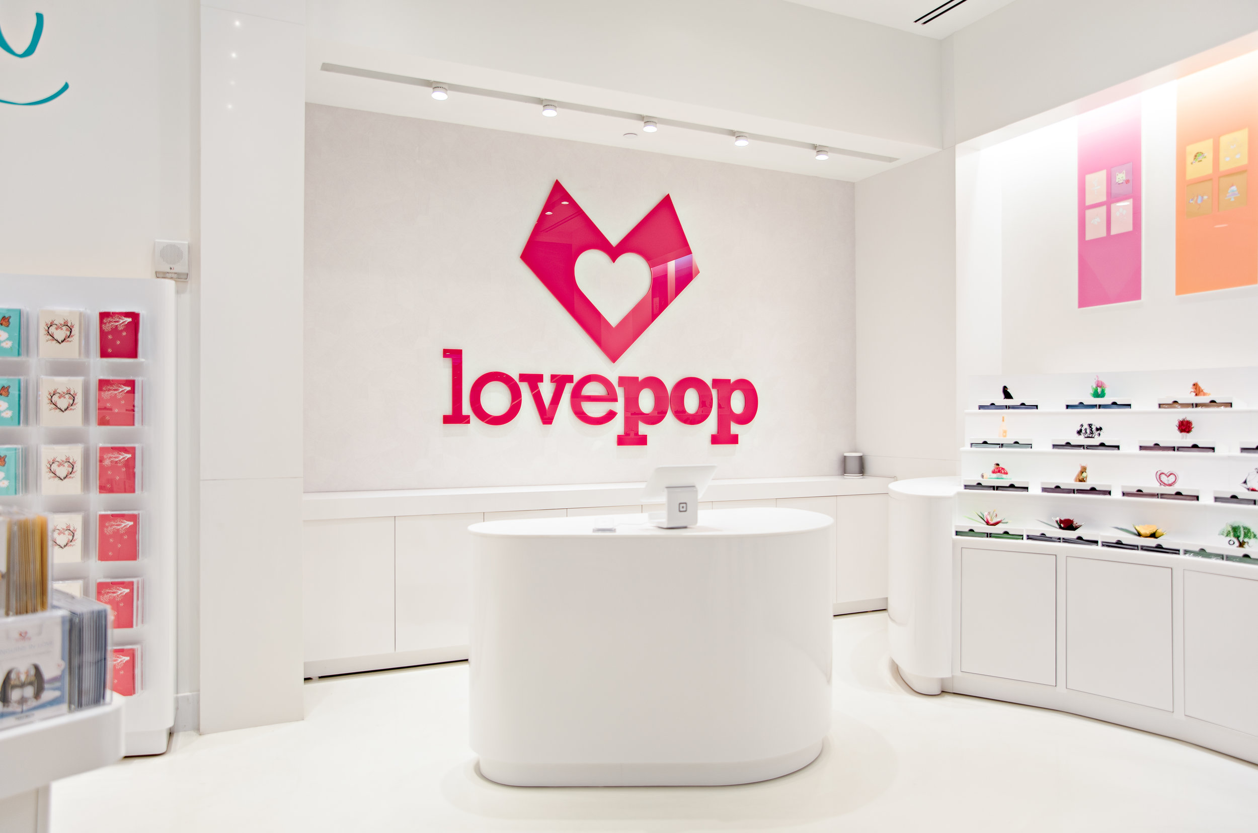 Lovepop Opens First Brick and Mortar Store