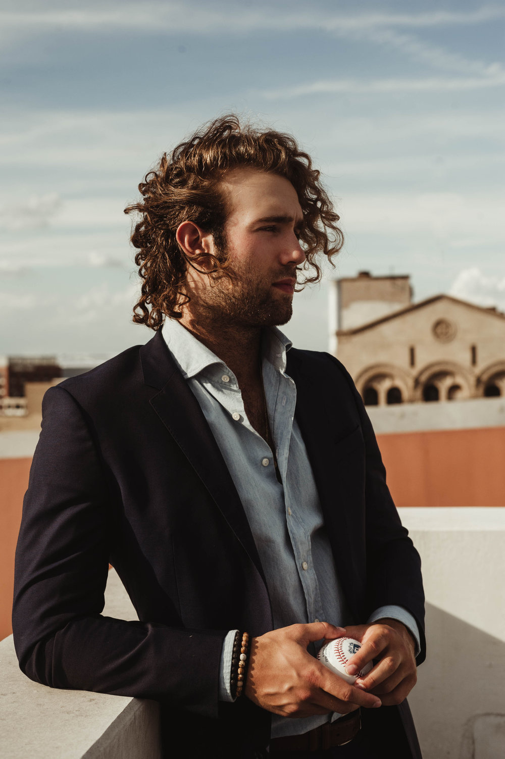 MLB Detroit Tigers Pitcher, Daniel Norris