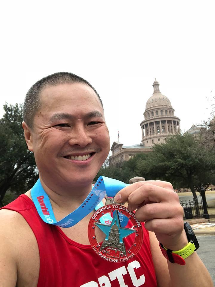 3M Half Marathon Austin Texas 2018