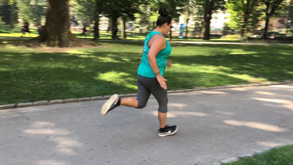 Central Park Training