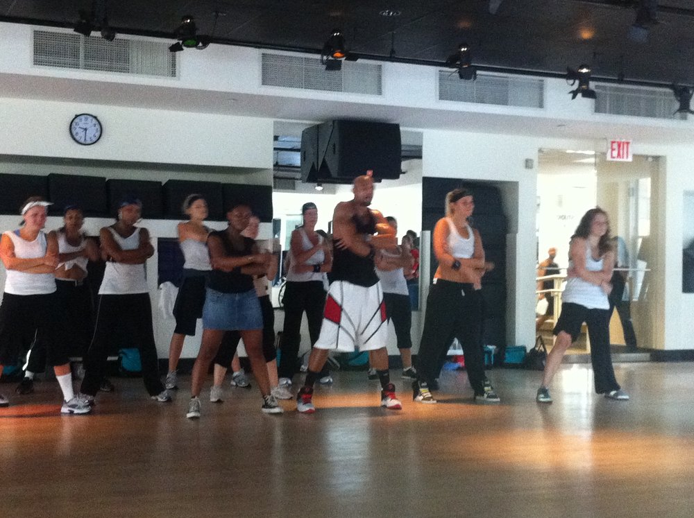 Hip Hop Abs Test Group