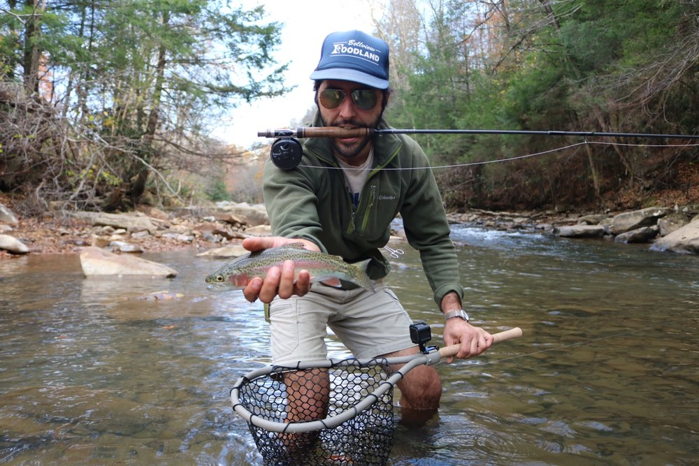 Mike Ray    Natives Fly Fishing