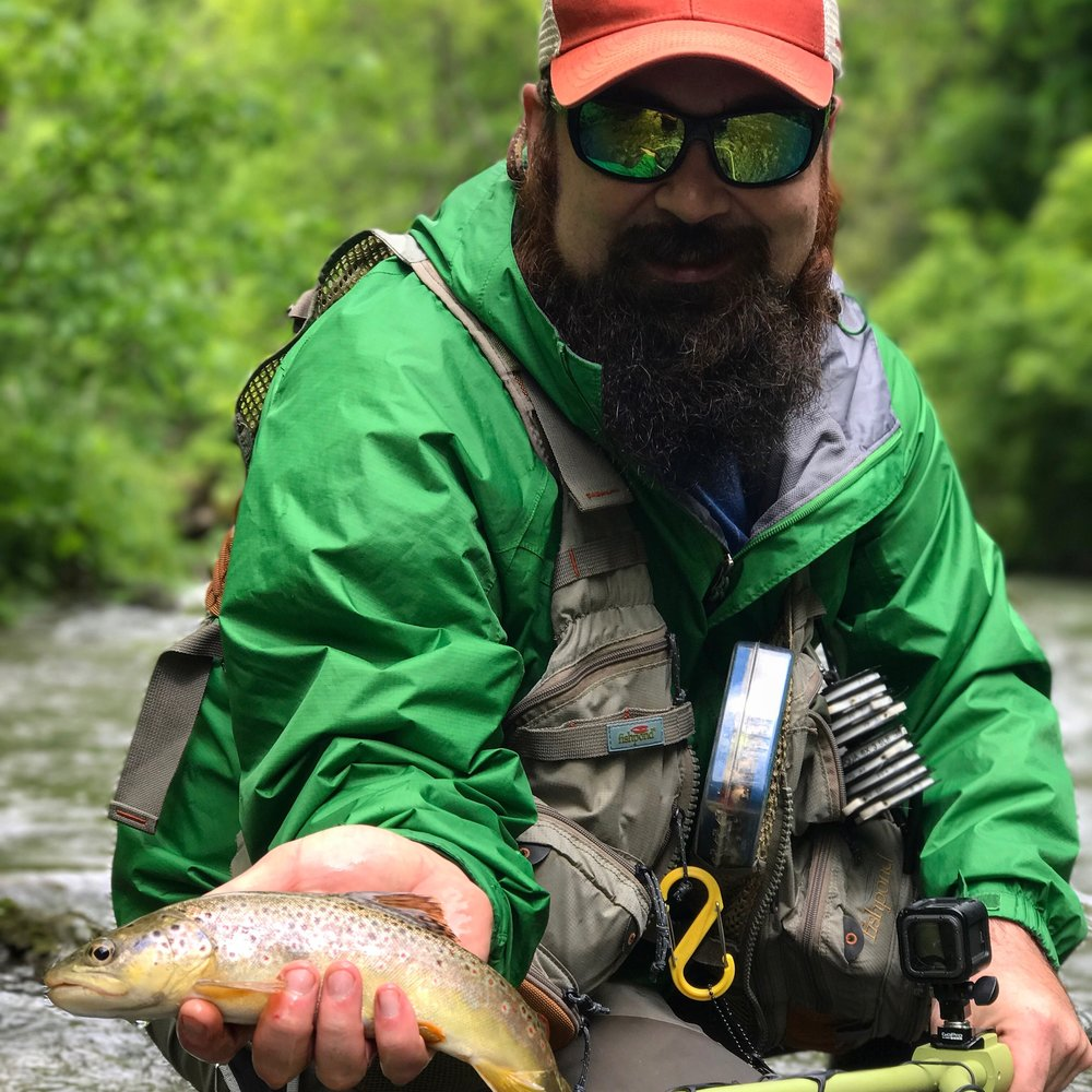 Doug Matthews    Natives Fly Fishing, McFly Outdoors and Wilderness Voyageurs