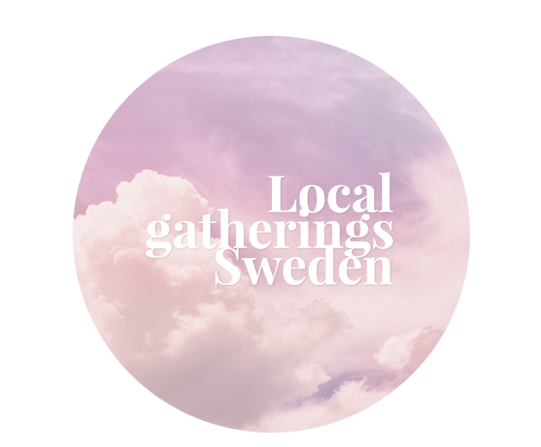Physical local gatherings - In-person group gatherings in Sweden, Infinite Yoga Malmö & Åkarp.