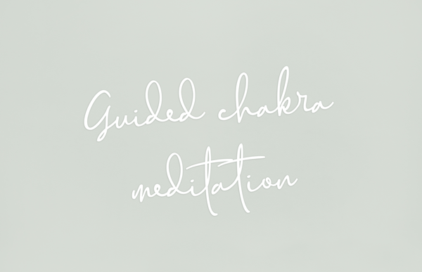 Chakra Dhyana - Powerful guided meditation to awaken Kundalini through the chakras.
