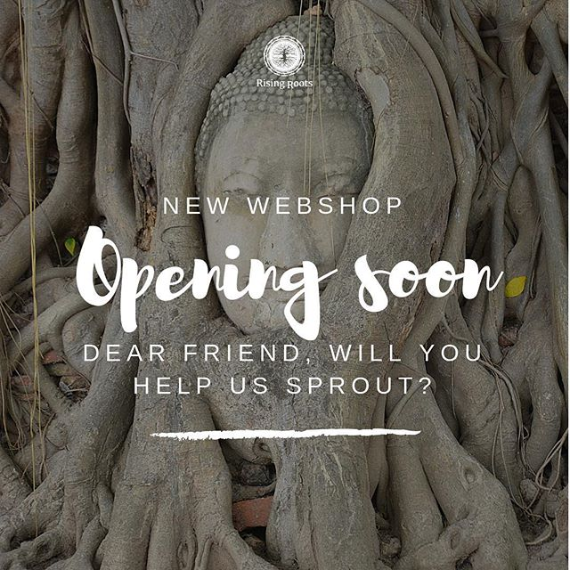 I am so excited to launch and spread my and @vedic.vortex 's new brand, Rising Roots! @risingroots_shop ⠀ ⠀ The webshop will house some of the best raw resin incense (rökelseharts), beautiful malas consecrated and energised, and coming soon to the shelves, ayurvedic herbs and crystals. Stock will fill up in the coming weeks and as we are set up, please help our roots rise far and wide. ⠀ ⠀ Spread the word, Follow & Like and invite your friends! ❤️ ⠀ Endless gratitude & blessings, ॐ  Grace & Rohan