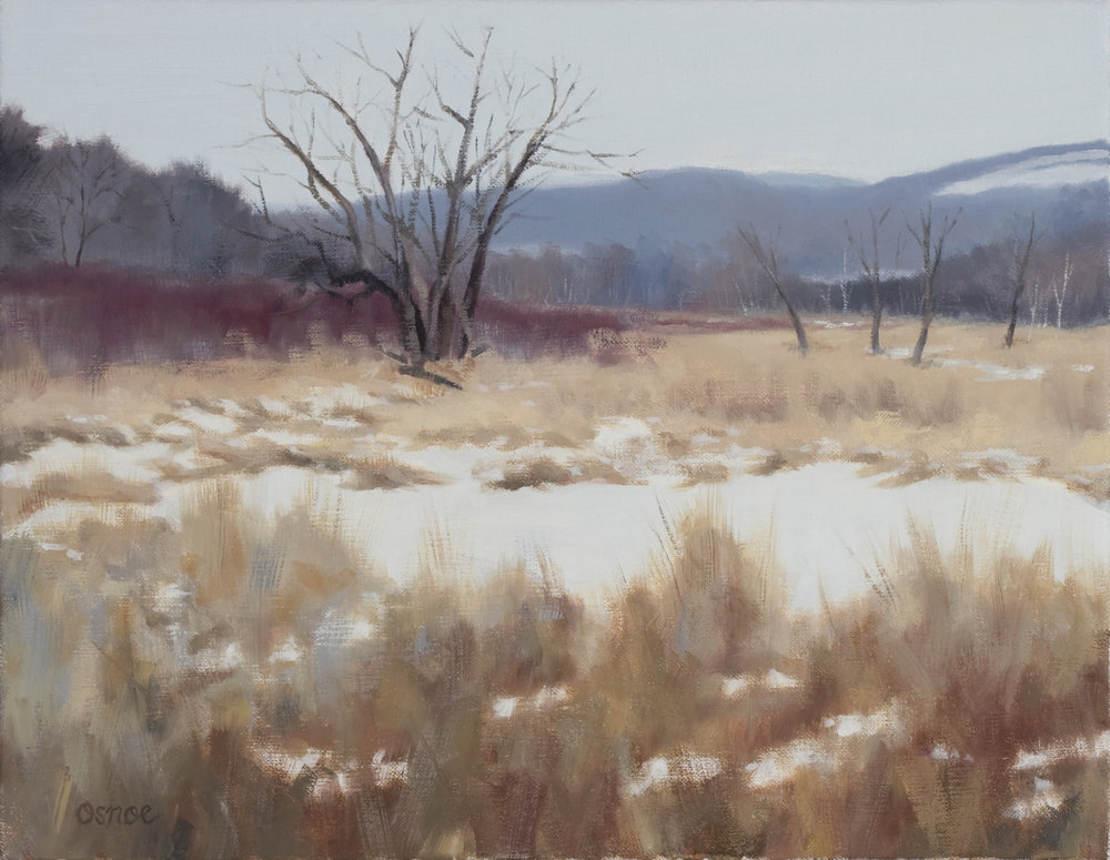 Winter Field (sold)