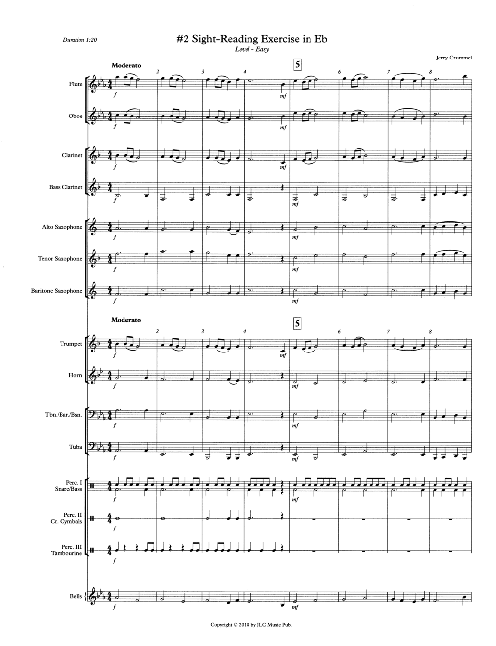 #2 Sight-Reading Exercise in Eb02122019.png
