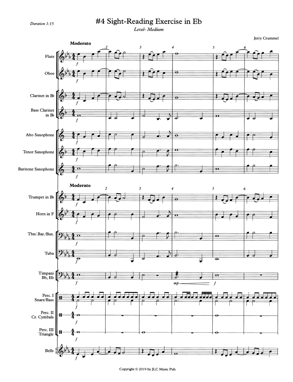 #4 Sight-Reading Exercise in Eb02122019.png